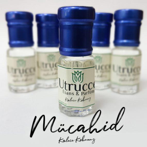 Mücahid 3ml Saf Esans - Utrucce